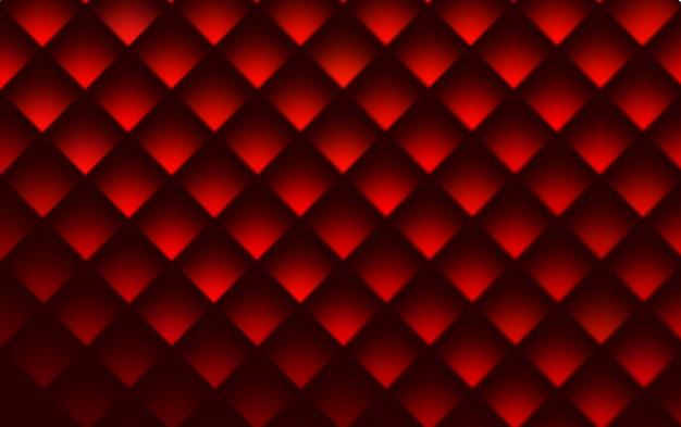 Tapeta na pulpit czerwony kwadrat