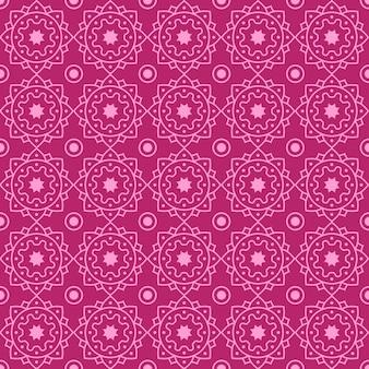 Tapeta tło wzór mandali. elegancki tradycyjny motyw. luksusowy geometryczny. klasyczny batik.