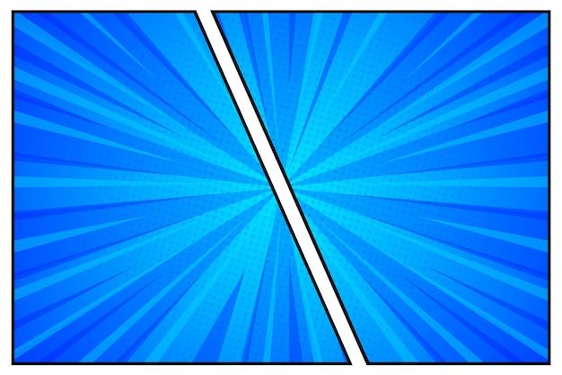 Tapeta w stylu komiksowym