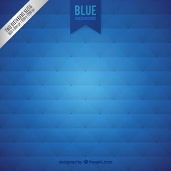 Tapicerka w kolorze niebieskim tle