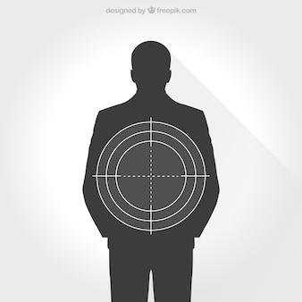 Target human