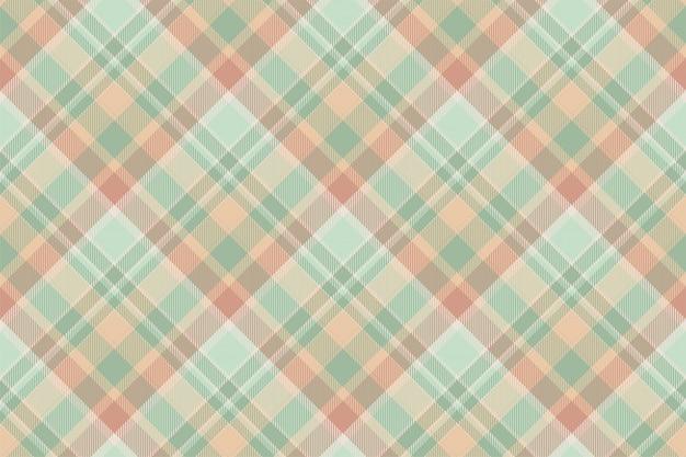 Tartan szkocja szkocka krata wzoru bezszwowy wektor.