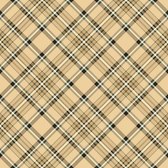 Tartan szkocki wzór włókienniczych