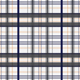 Tartan wzór tkaniny bezszwowe tło. kratkę tekstura wzór plaid.