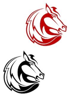 Tatuaż konia