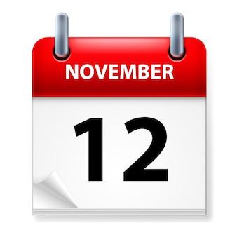 Tear-off_calendar_november