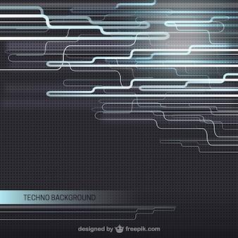 Techno w tle