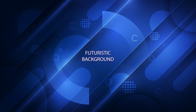 Technologia abstrakcyjna płytek drukowanych. projekt technologiczny. koncepcja technologii cyfrowej high tech.