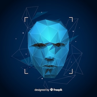 Technologia abstrakcyjna rozpoznawania twarzy