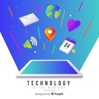 Technologia antygrawitacyjna z elementem