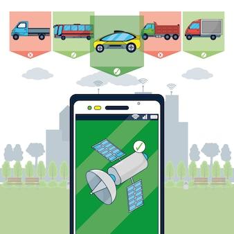 Technologia autonomous car