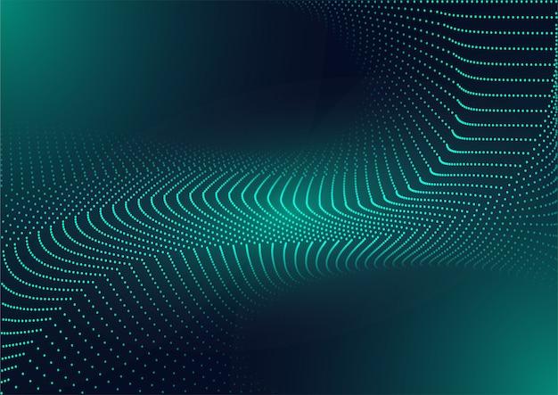 Technologia futurystyczny obwód cyfrowy tło