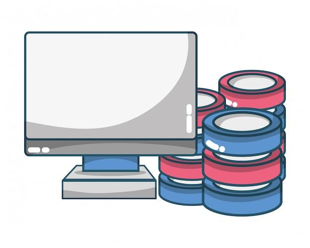 Technologia komputerowa kreskówka