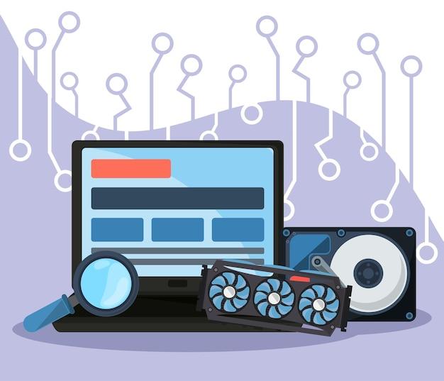 Technologia laptopów