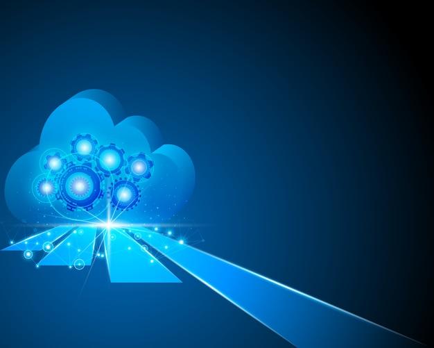 Technologia przetwarzania danych w chmurze