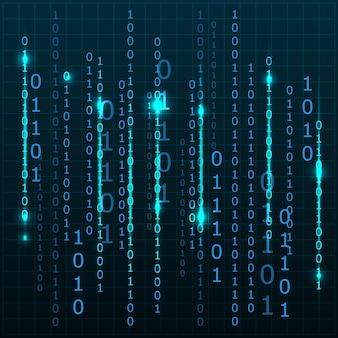 Technologie cyfrowe, kod binarny