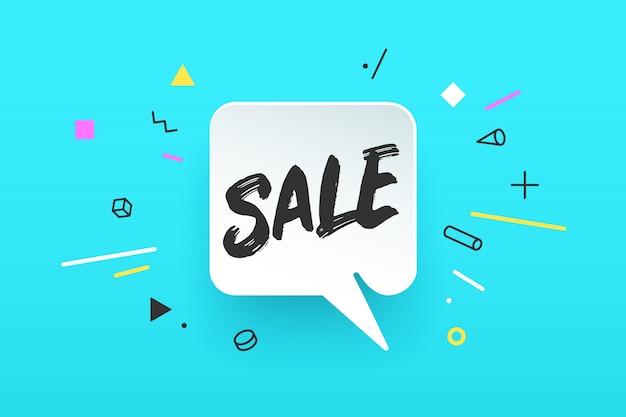 Tekst na sprzedaż motyw biznesowy zniżki