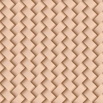 Tekstura beżowej skóry tkania wzór