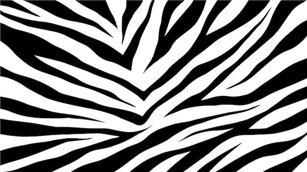 Tekstura druku zebry