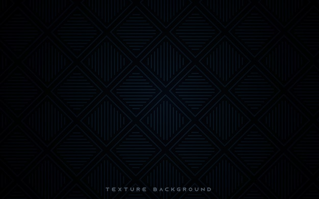 Tekstura linii na czarnym tle