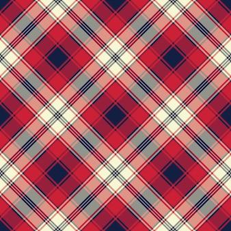 Tekstura tkanina kratka wzór kratki