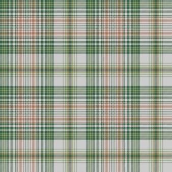 Tekstura tkanina kratka zielony złota kratka