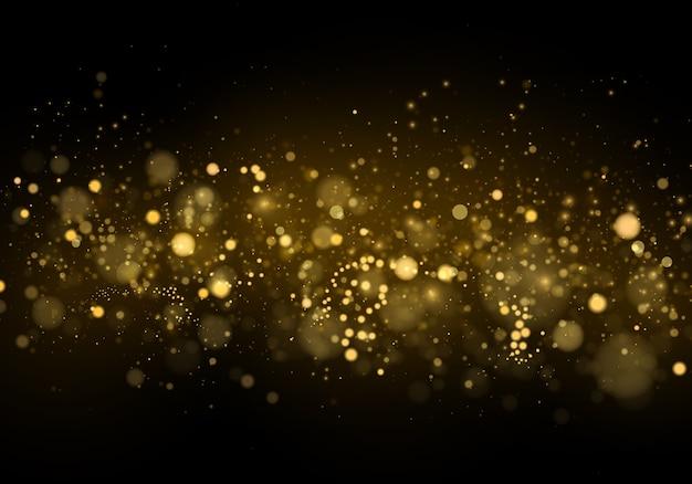 Tekstura tło streszczenie czarno-białe lub srebrne brokat i eleganckie. biały kurz. lśniące magiczne cząsteczki kurzu. magiczna koncepcja. streszczenie tło z efektem bokeh.