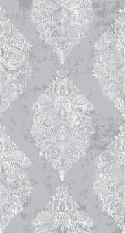 Tekstura wzór rokoko
