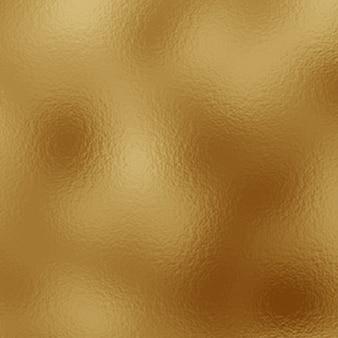 Tekstura złotej folii
