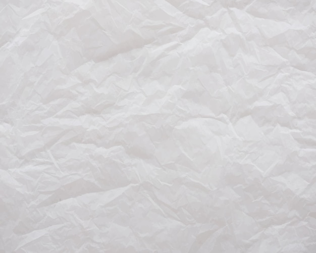 Tekstura zmiętego papieru