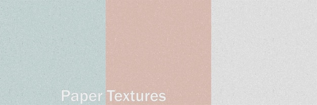 Tekstury papieru w nowoczesnych kolorach