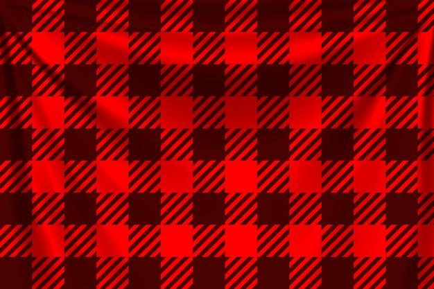 Tekstylia z czerwonego drewna