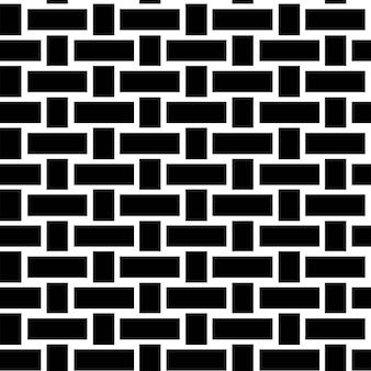 Tekstylne juty wzór płótnie tekstura monochromatyczne w czarno-białych kolorach. płaska ilustracja moda. abstrakcyjny wzór tekstury tapety, tekstyliów, opakowań, tkanin