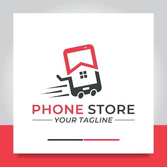 Telefon do wózka z logo na rynku krajowym