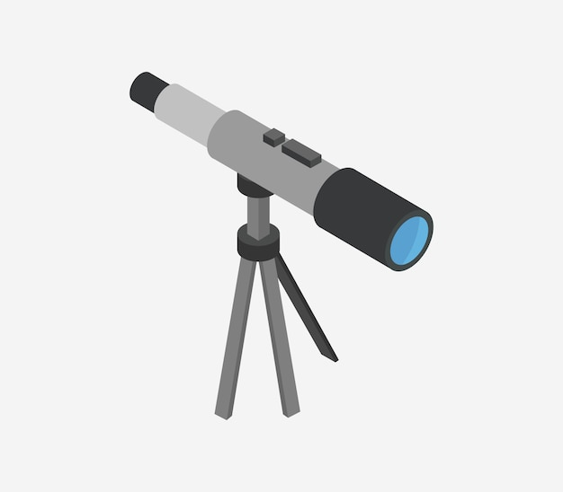 Teleskop izometryczny