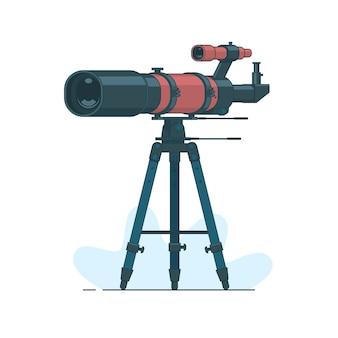 Teleskop wspomagający obserwowanie gwiazd