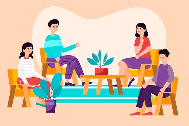 Terapia grupowa