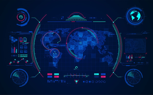 Teren radaru