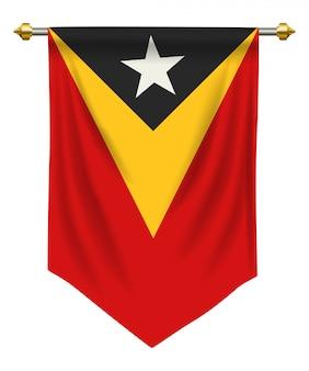 Timor leste pennant
