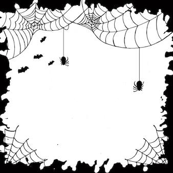 Tła akwarela halloween