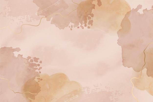 Tło akwarela abstrakcyjne plamy