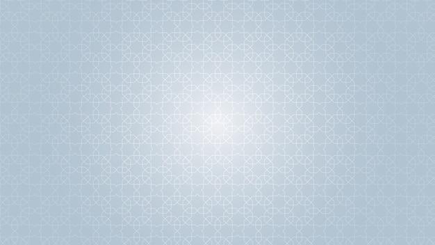 Tło białe arabskie płytki geometryczne