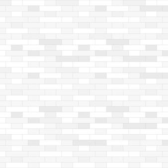 Tło białe ściany z cegieł