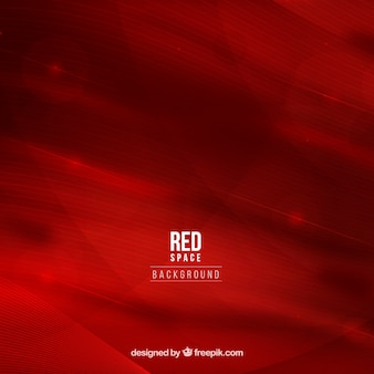 Tło czerwone przestrzeni