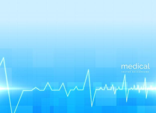 Tło dla opieki zdrowotnej i nauk medycznych