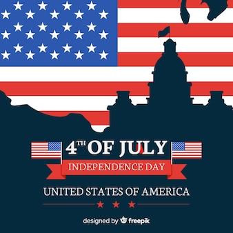 Tło dnia niepodległości