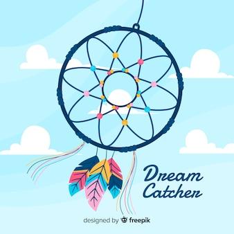 Tło dreamcatchera