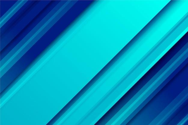 Tło dynamiczne linie w stylu papieru