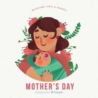 Tło dzień matki