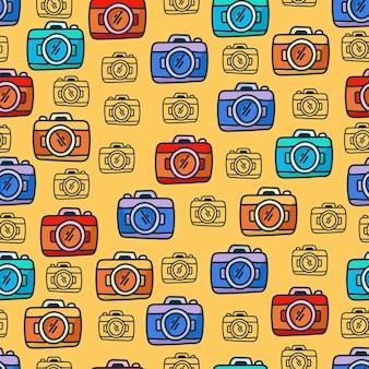 Tło fotograficzne kamery fotografii